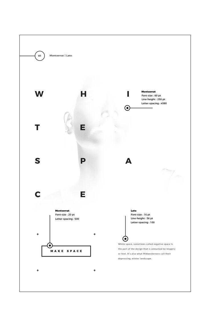 5 Tendências e combinações tipográficas selecionadas a partir de princípios de design.