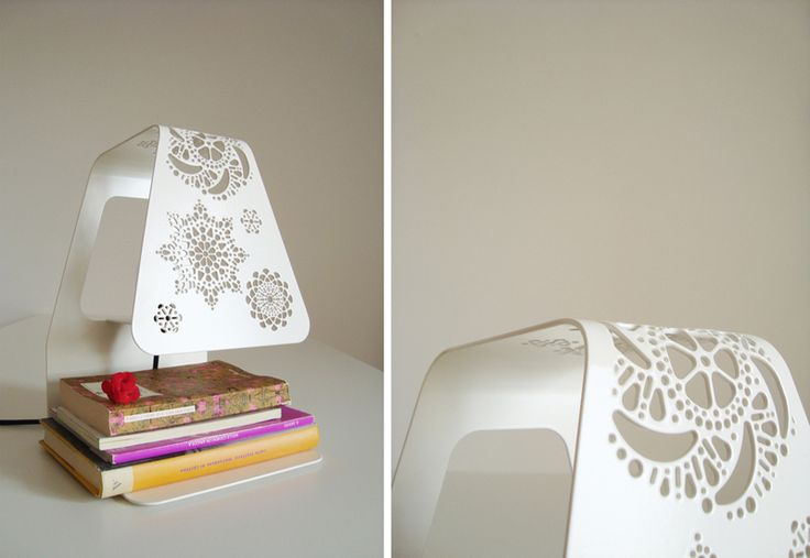 Lamidea Outlet... wonderful desk lamp ....old style mixed with metal, just 66,55 €... I love the strawberry red one!!!