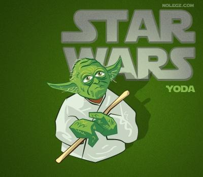 Star Wars by Nolegz.com - Yoda