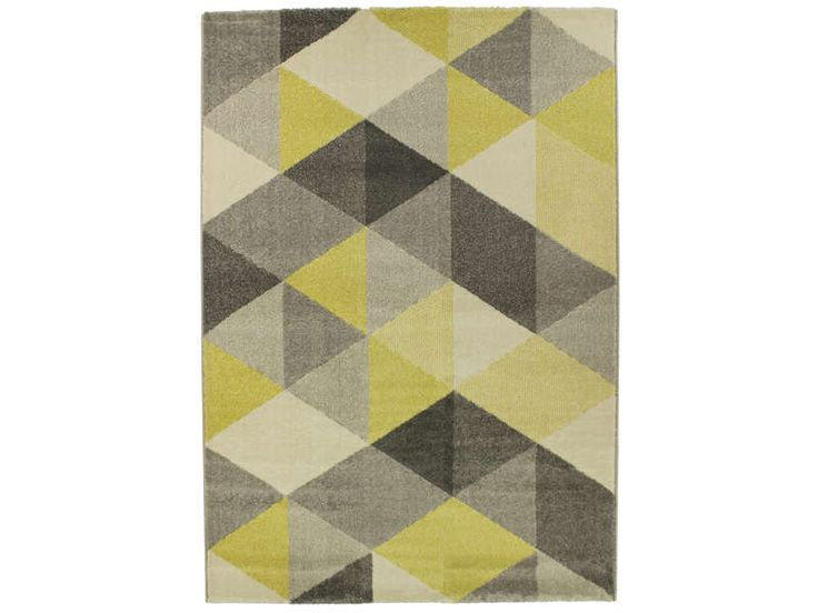 Tapis 120x170 cm scandi vente de tapis conforama for Tapis conforama salon