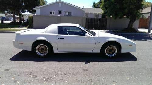 Rare 1 of 50!! 1988 Pontiac GTA Notchback Trans Am!!..Low Miles!!..350 Engine!!, image 1