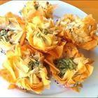 Foto recept: Filobakjes met ricotta en spinazie