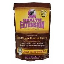 5PK Health Extension Lamb And Brown Rice 4lb (Catalog Category: Dog / Dog Food-dry)