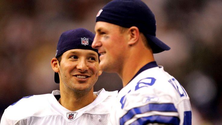 Tony Romo receives letter from Jason Witten - YouTube