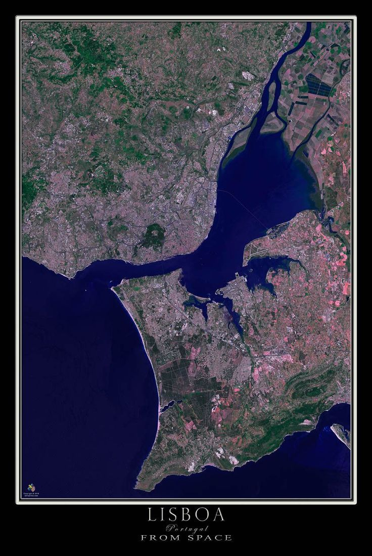 Best Portugal Images On Pinterest Travel Portugal Travel - Portugal map satellite