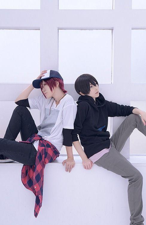 kuryu Haruka Nanase, Rin Matsuoka Cosplay Photo - Cure WorldCosplay