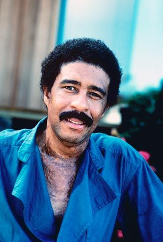 Richard Pryor - always battling authority, was expelled from high school at age 14,  went into the US Army from 1958-1960 but spent almost his entire stint in an army prison!