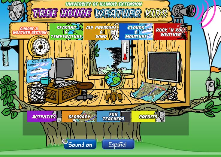 Wild, Wonderful Weather! Do you teach about weather? Don't miss this site!
