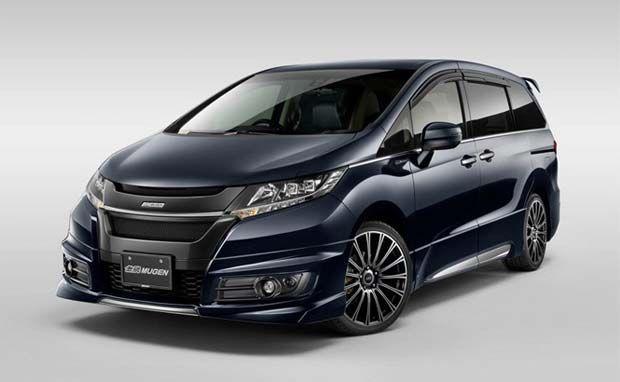 Mugen Langsung Sediakan Paket Modifikasi All New Honda Odyssey - Otomotifnet : Mega Portal Berita dan Komunitas Otomotif