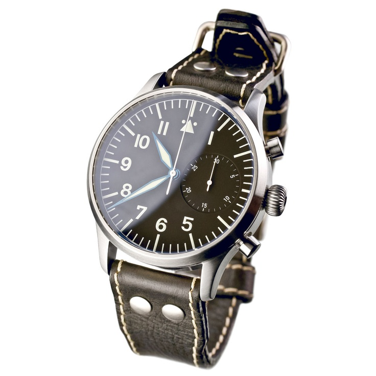 Stowa Flieger b-uhr (WW2 Luftwaffe) style Chronograph watch