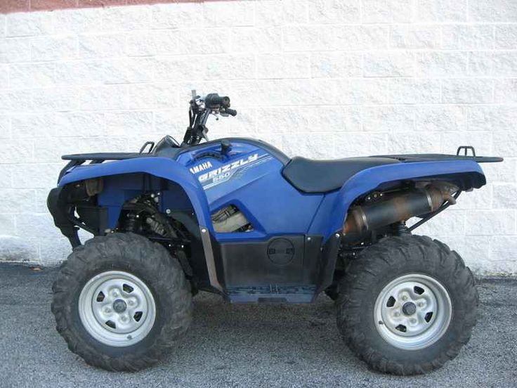 Used 2014 Yamaha Grizzly 550 FI Auto. 4x4 EPS ATVs For Sale in Pennsylvania. 2014 Yamaha Grizzly 550 FI Auto. 4x4 EPS, 2014 Yamaha® Grizzly 550 FI Auto. 4x4 EPS Chart-Topping, Award-winning Performance A proven powerplant combines with Yamaha Ultramatic transmission, On Command 4x4 and electric power steering to place this bear atop your must-have list. Key Features May Include: The 550cc class has a leader, with a fully featured package based on its best-selling bigger brother, the Grizzly…
