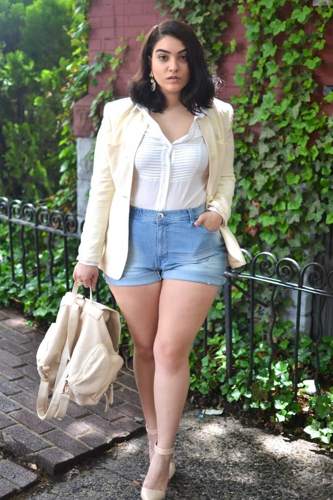 Best 25+ Curvy Fashion Summer ideas on Pinterest | Full figure fashion Big girl fashion and ...