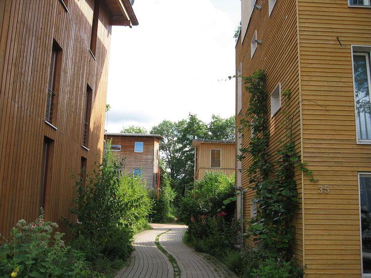 Ecoquartier Vauban Freibourg3 - Vauban, Freiburg - Wikipedia