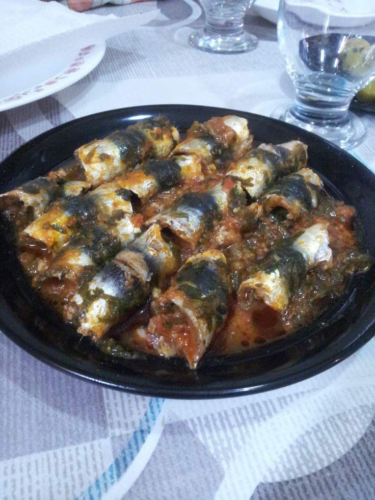 La Roulade de Sardine