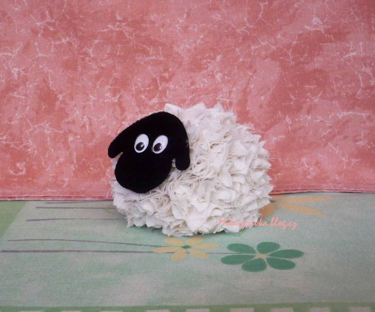 Vypichovaná ovečka