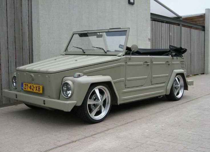61 Best Das Thing Images On Pinterest Vintage Cars Vw