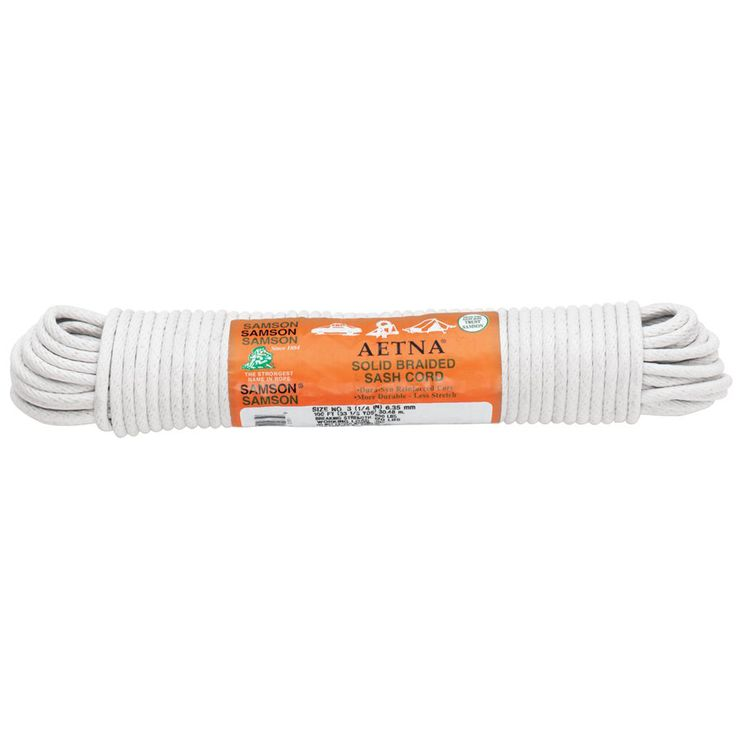 Samson Rope 5/16-Inch Sash Cord Rope