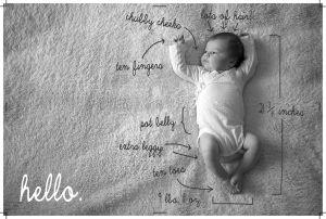 Mooi #geboortekaartje | baby announcement