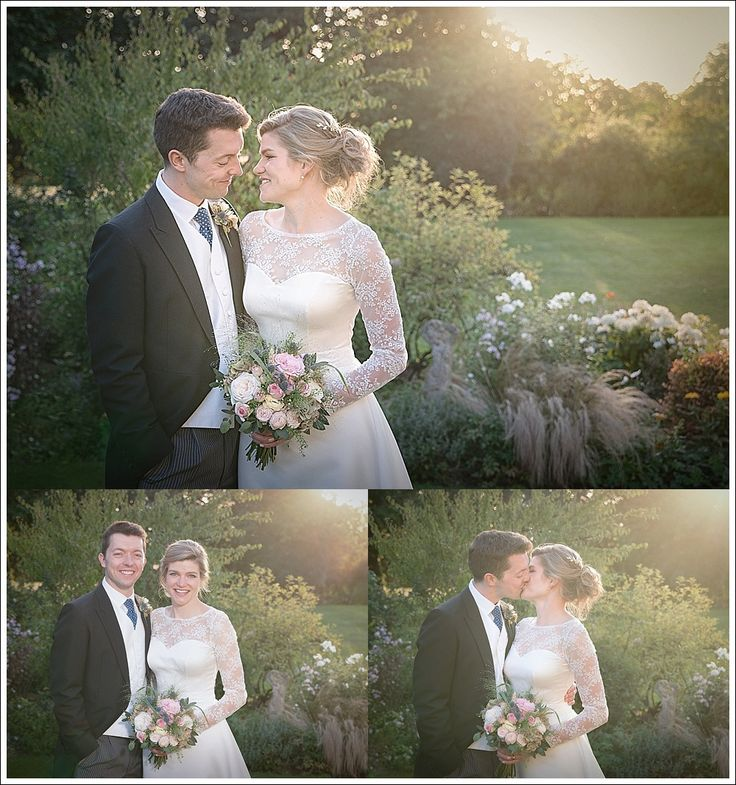 Bride and Groom Portraits | Vicki Head Photography