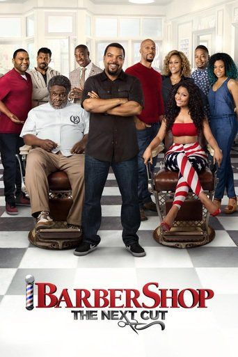 Barbershop: The Next Cut (2016)…