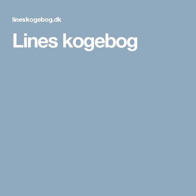 Lines kogebog