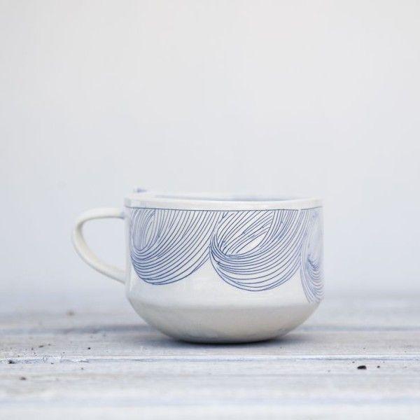 Yonder, la cerámica de Linda Fahey