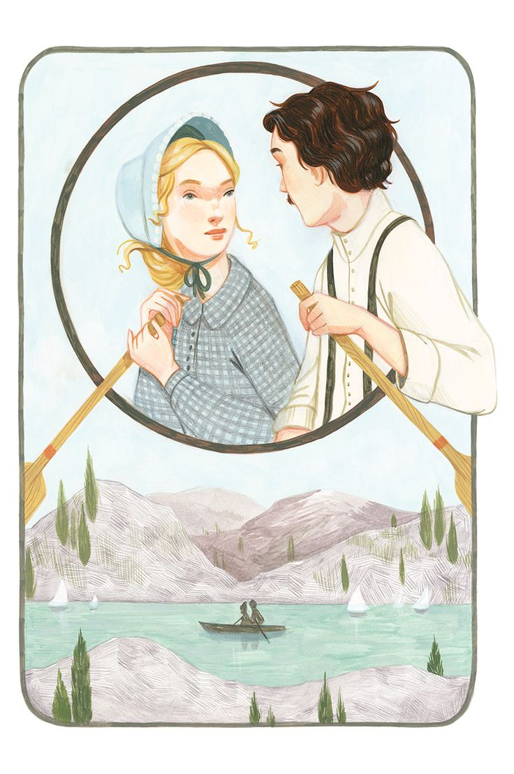 37 Best Illustrations From Louisa May Alcott S Work Images