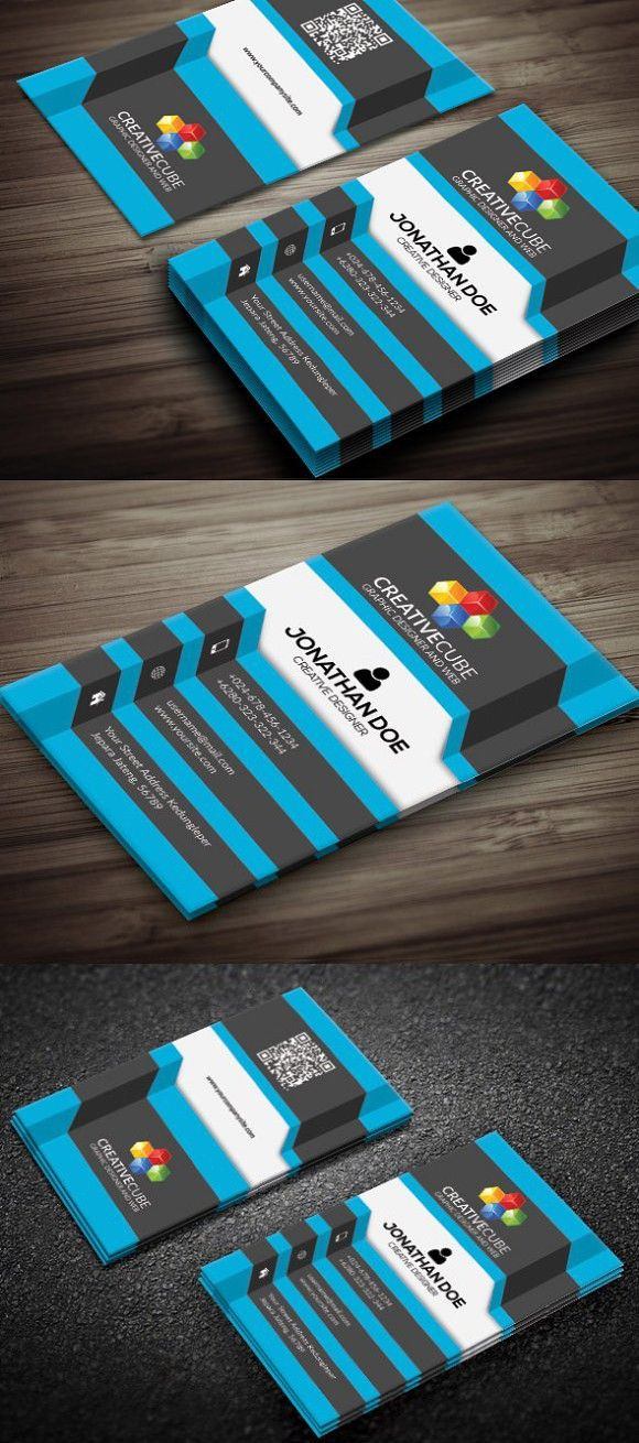 Modern Vertical Business Card Vertical Business Cards Unique Business Cards Design Business Card Design