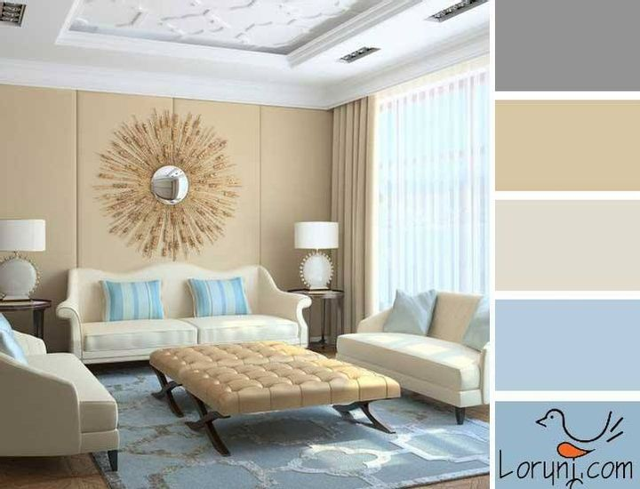 Room Colors, Wall Colors, Asian Paints, Living Room Color Schemes, Home Decor Inspiration, Colorful Interiors, Room Decor, Bedroom, House