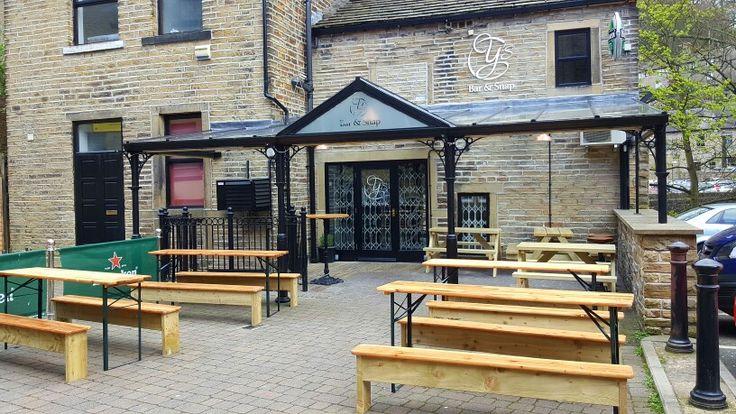 Y's Bar & Snap #Holmfirth