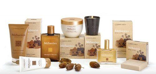 Méharées Parfüm illatcsalád Lerbolario Naturkozmetikumok Magyarország