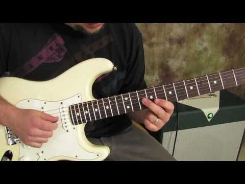Beatles Guitar Lesson - How to play - Get Back - free online guitar lessons