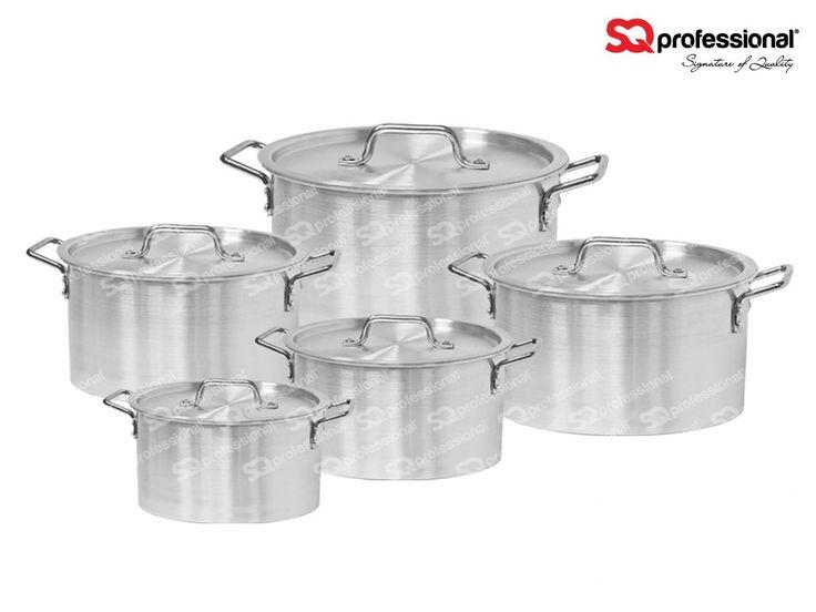 Aluminium 5pc Set 1- 5