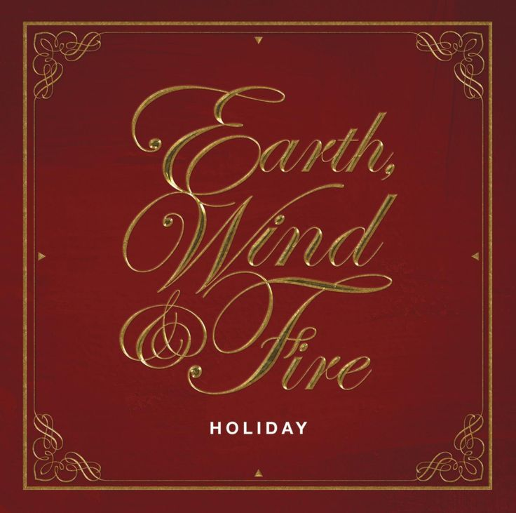 #Earth #Wind and #Fire to release their first EVER #holiday #album!  Amazon.com: Holiday: #Music