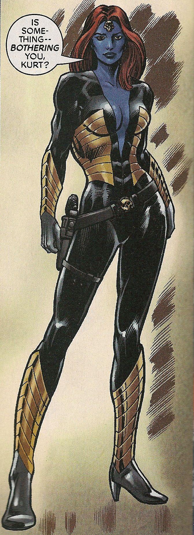 30 best raven darkholme aka mystique comic book images
