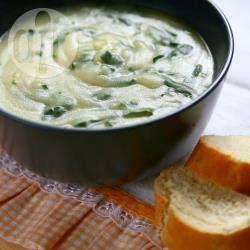 Caldo verde vegetariano @ allrecipes.com.br
