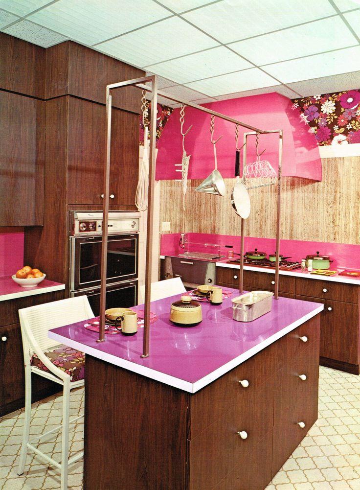 1960s Kitchen 29 best throw back or go back designs images on pinterest | 1960s