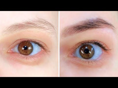How to Grow Eyebrows Fast Using Green Tea - YouTube | How ...