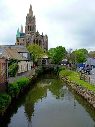 The only city in Cornwall, Truro is an historic centre of a mining industry that was a major feature of Cornish life since prehistoric ti...