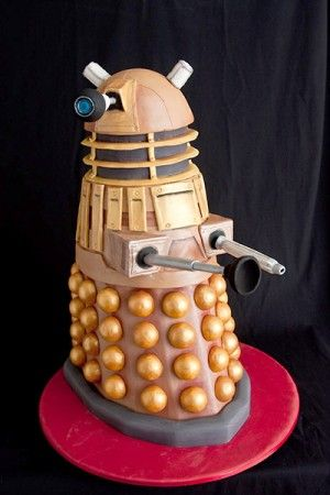 How could you exterminate (or eat) this cake?  Amazing cake from Cake City