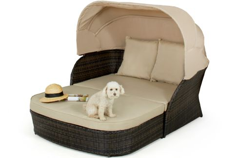 Day Bed with Hood - Koncept Furnishing