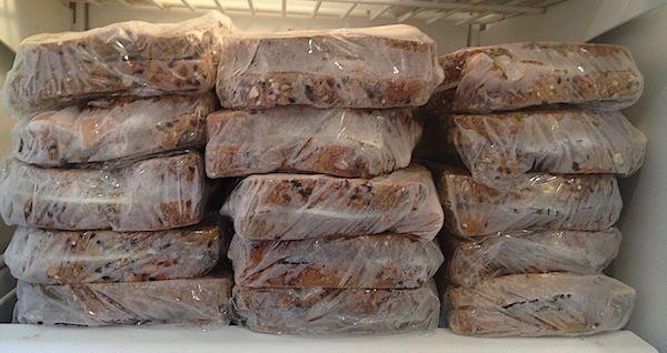 Saviez vous qu'on peut conserver les sandwichs au congélateur ?