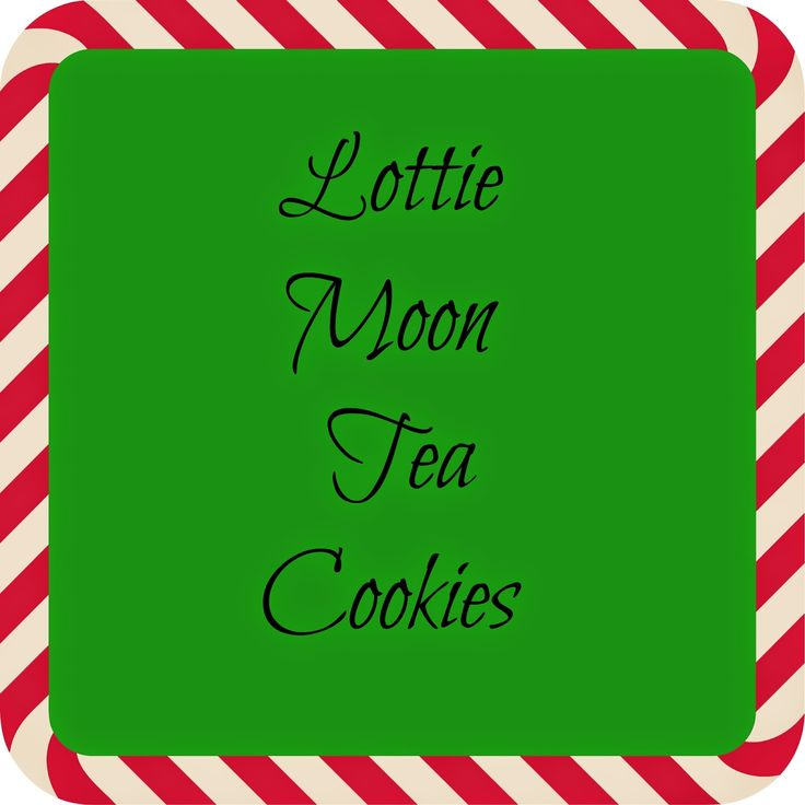 justpitchingmytent shares links to a recipe and children's sermon for Lottie Moon.