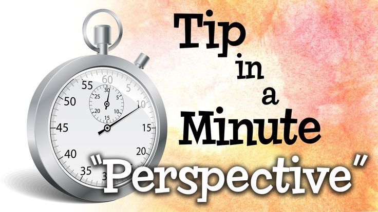"""This 3rd episode in the """"Tip"""" series helps you understand basic perspective (1 point perspective, 2 point perspective & 3 point perspective)! For a deeper un..."""