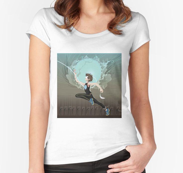 Superhero Speedster Illustration by Reality Kings | Womens White Fitted Scoop Tshirt for Women Available in All Sizes @redbubble  ---------------------------  #redbubble #sticker #superhero #speedster #comics #nerd #geek #cute #adorable #women #fittedscoop #tshirt #shirt #tee #clothing #apparel  ---------------------------  https://www.redbubble.com/people/realitykings/works/26145511-realitykings-superhero-speedster?asc=u&p=womens-fitted-scoop&rel=carousel