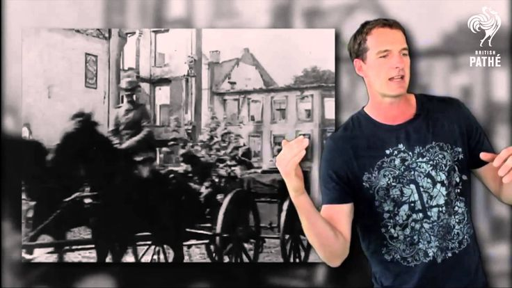 Why did WW1 start? Historian and Good down to Earth introduction ---broadcaster Dan Snow explains in 2 minutes.  Timeline WW1 with Dan Snow: Full Edition