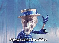 I got The Snow Miser! Are You More Like The Heat Miser Or The Snow Miser?