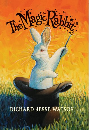 The Magic Rabbit is not about a rabbit who digs but it is about a rabbit and since rabbits burrow, I think this title works with this theme.