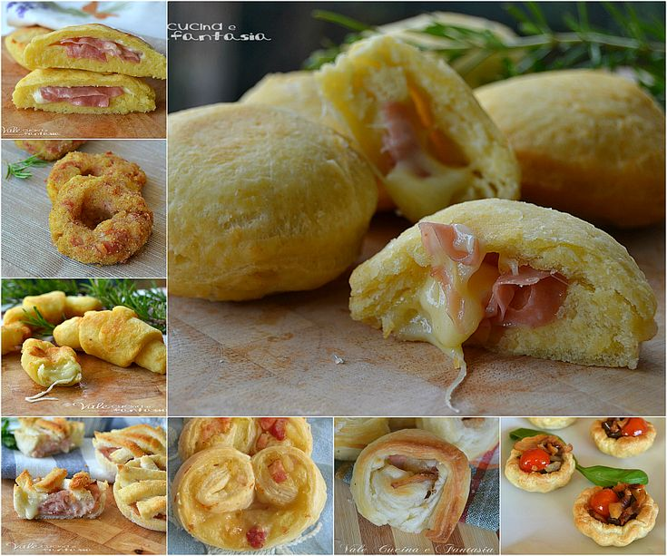 Antipasti e finger food per capodanno facili e veloci i for Finger food ricette