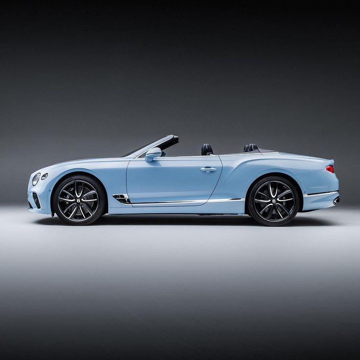 Bentley Continental Convertible: The 2019 Bentley Continental GT Convertible Has Made Its